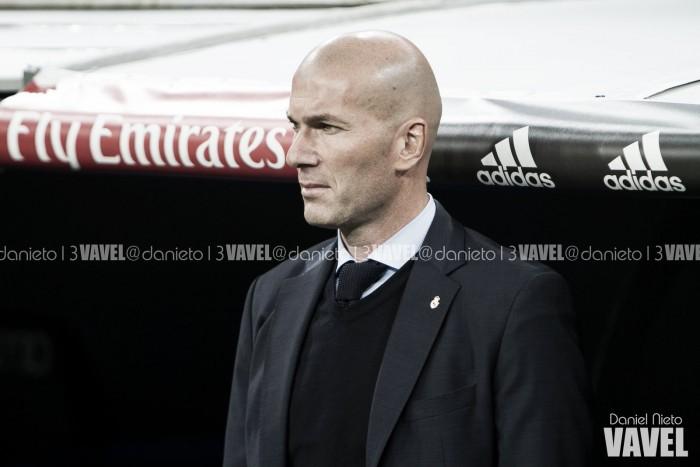"""Zidane: """"Sé que tengo un equipazo"""""""