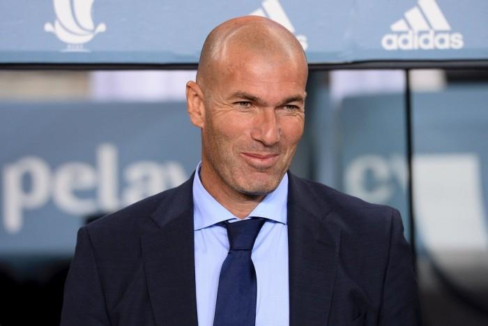 """Supercoppa di Spagna, Zidane: """"Contento del mio rinnovo. Isco può giocare insieme alla BBC"""""""