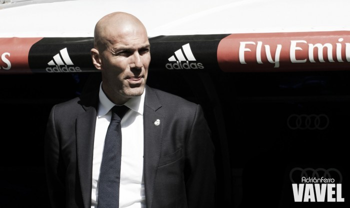 "Zidane assegura permanência de James Rodríguez no Real Madrid: ""Vai ficar"""