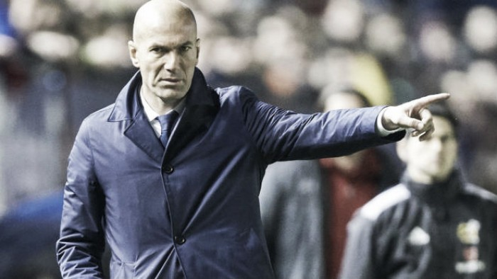 Real Madrid, Zidane studia le mosse anti-Napoli
