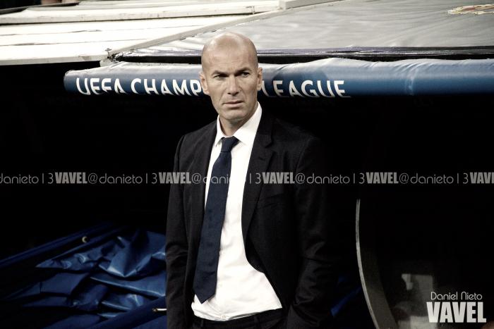 Zidane no conoce el virus FIFA