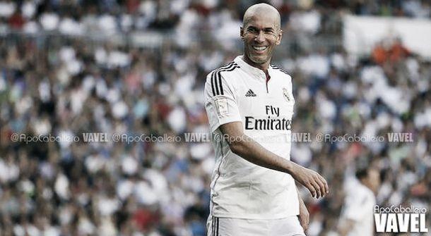 Sonetos del fútbol: Zinedine Zidane