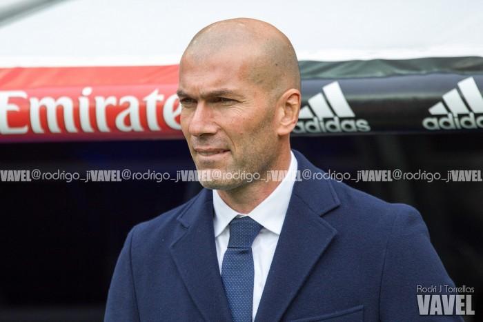 """Zidane: """"Estamos jugando a lo que yo quería, pero siempre se puede mejorar"""""""