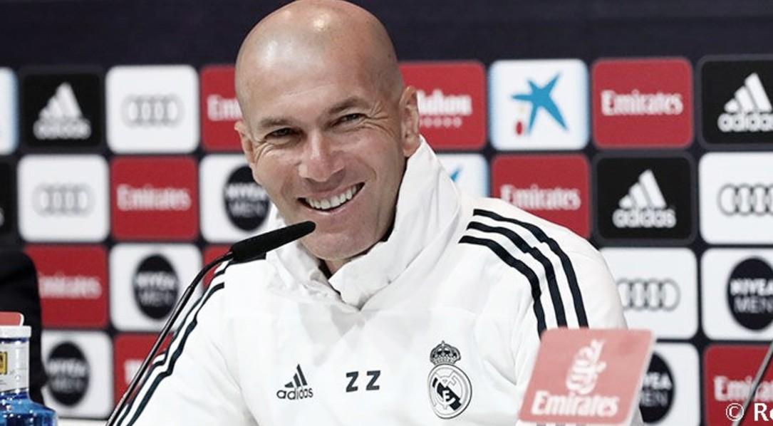 """Zidane: """"Va a haber cambios, se sabrán a final de temporada"""""""