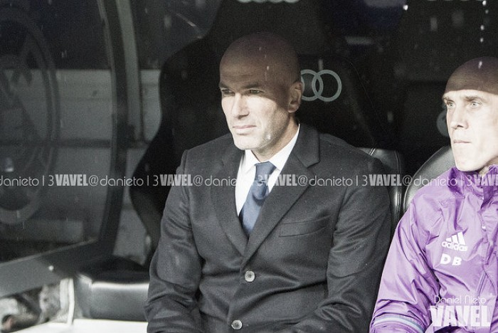 """Zidane: """"El partido ante el Sporting es más complicado de lo que la gente piensa"""""""