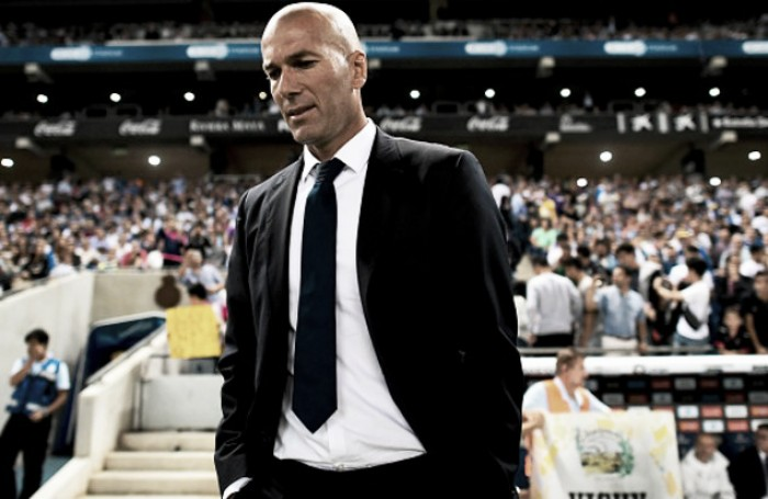 Zidane celebra vitória contra Espanyol e destaca atuação de James Rodríguez