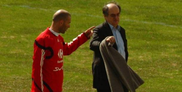 Zidane voulait coacher les Bleus en 2012