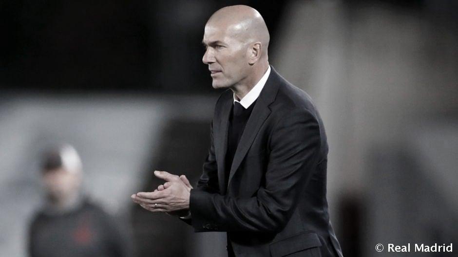 """Zidane: """"Estamos preparados para jugar el partido de mañana"""""""