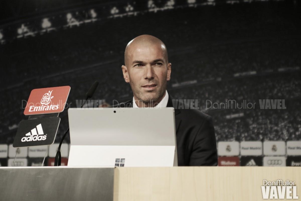 """Zidane: """"Su voracidad, eso hace diferente a Cristiano"""""""