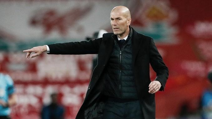 """Zidane: """"Estoy muy orgulloso del trabajo del equipo"""""""
