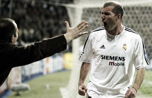 Serial Real Madrid - Bayern 2003/2004: La magia de Zidane y Casillas desnivela una eliminatoria igualada