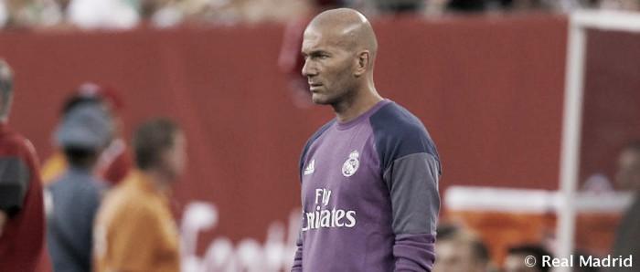 Zidade vê Real Madrid preparado para Supercopa após turnê nos EUA