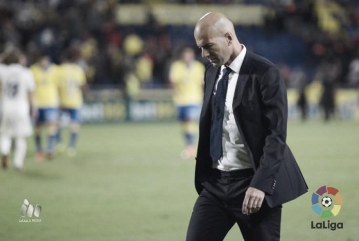 Zidane y su dilema en las rotaciones