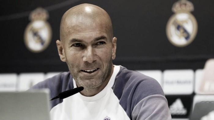 """Real Madrid, Zidane in conferenza: """"A Valencia sarà difficile"""""""