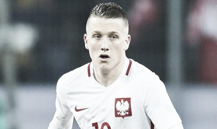 Liverpool submit £9.5million bid for Polish midfielder Piotr Zielinski