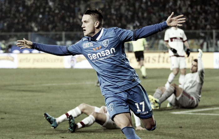Liverpool pull out of race to sign Piotr Zielinski with midfielder bound for AC Milan
