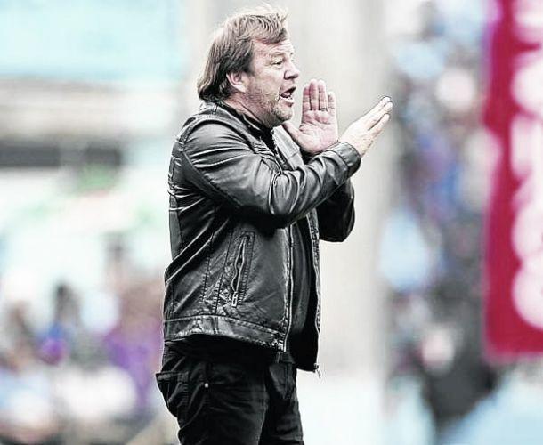 """Ricardo Zielinski: """"La sensación es que perdimos dos puntos"""""""