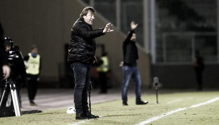 "Ricardo Zielinski: ""La prioridad la tiene Belgrano"""