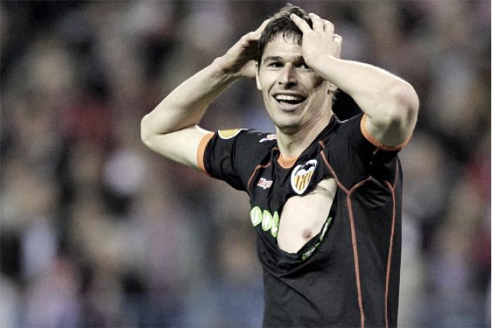 Partidos históricos: Atlético de Madrid 0-0 Valencia en la Europa League 2009/10