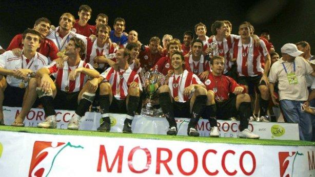 El Athletic podría disputar un amistoso en Marruecos en julio