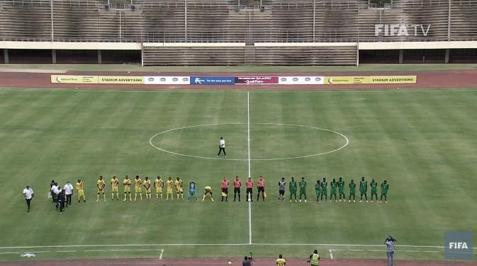 Melhores Momentos de Zimbábue x África do Sul (0-0)