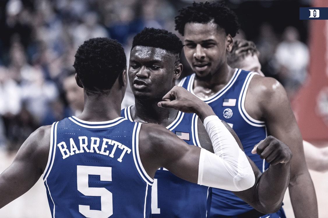 Inicio de una era para los Duke Blue Devils