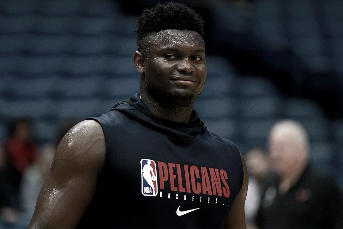 Zion expected to make his NBA debut on Jan. 22