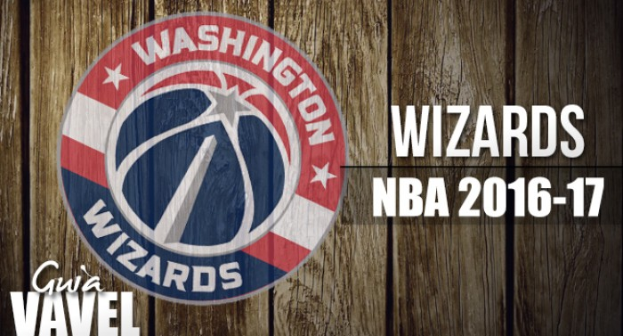 Guía VAVEL NBA 2016/17: Washington Wizards