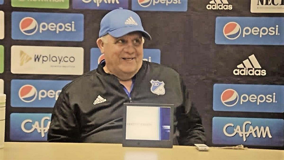 """Hugo Gottardi: """"Vamos a enfrentar a uno de los mejores del torneo y entendemos el desafío"""""""