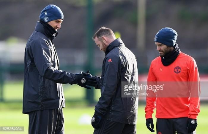 "Zlatan attacks media for ""lack of respect"" shown to England captain Wayne Rooney"