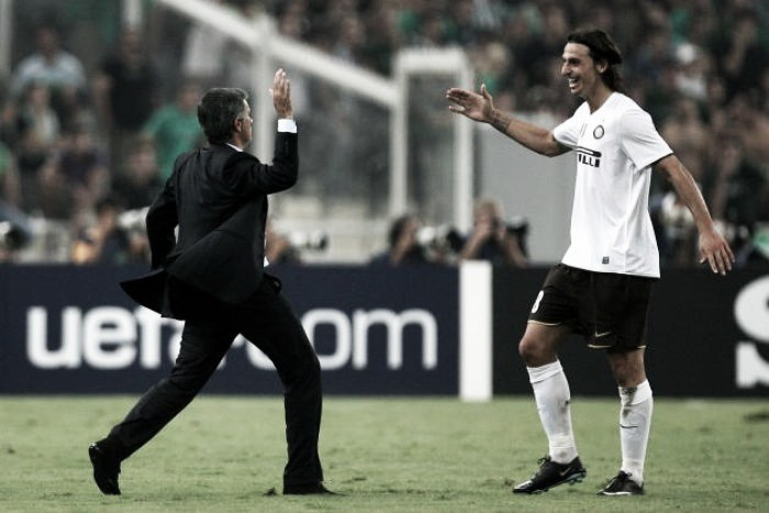 Will Zlatan follow Mourinho to Old Trafford?