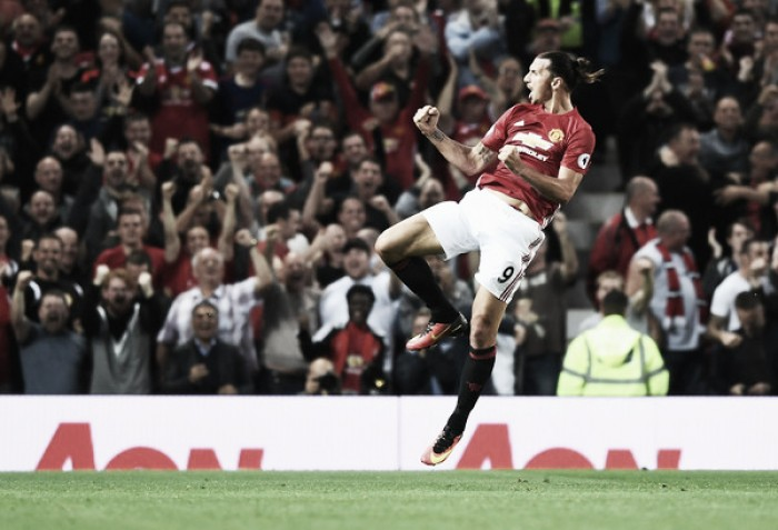 Manchester United player ratings as Zlatan Ibrahimovic continues dream start