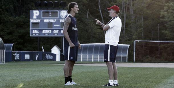 """Psg - Real, Blanc: """"Gara importante ma non decisiva"""". Thiago Silva: """"Ronaldo? Pericoloso ovunque"""""""