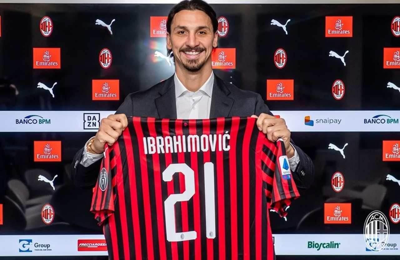 Milan, Rangnick sarebbe intenzionato a privarsi diIbrahimovic?