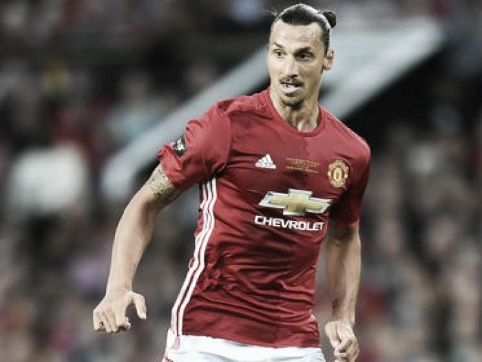 """Para Ibrahimovic, Manchester United está """"um passo à frente"""" de Barcelona, Juventus e Milan"""