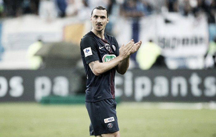 Report: Manchester United close to signing of Zlatan Ibrahimovic