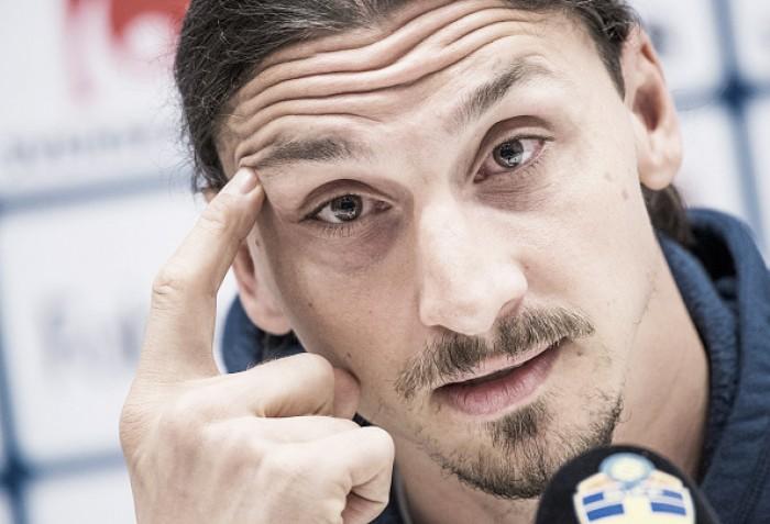 Zlatan Ibrahimovic é pré-convocado para os Jogos Olímpicos do Rio