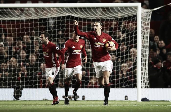 Ibramovich quiere extender su vínculo por una temporada más con Manchester United