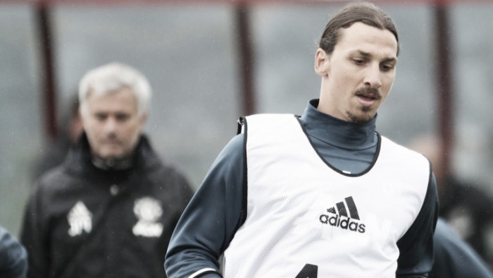 Zlatan Ibrahimovic excited to make his Manchester United debut