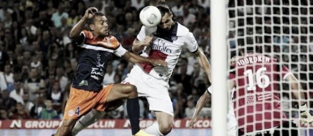 Paris et Montpellier se neutralisent