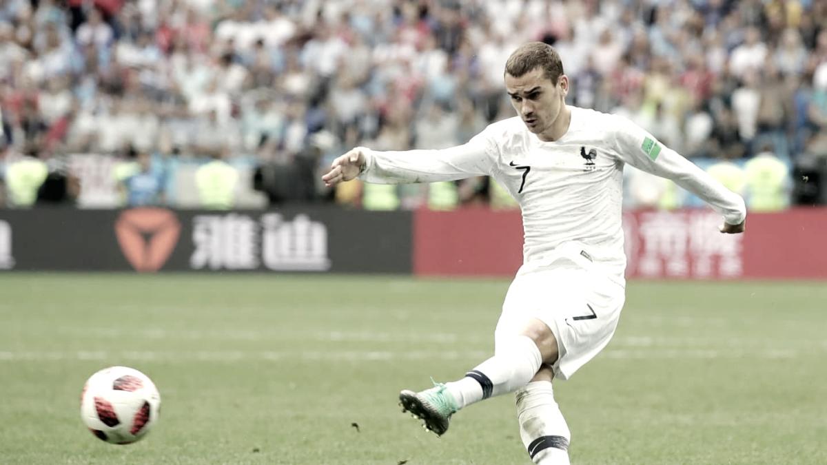 """Antonie Griezmann: """"En mis primeros pasos en el fútbol fueron los uruguayos los que me ayudaron"""""""