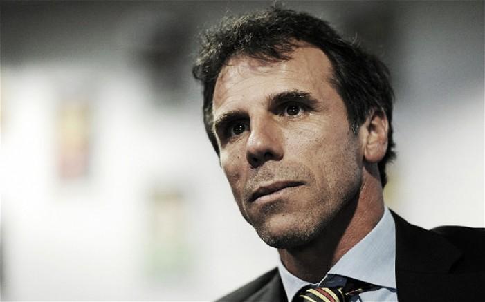 Inter, incontro con Gianfranco Zola. C'è anche lui con Pioli e Marcelino