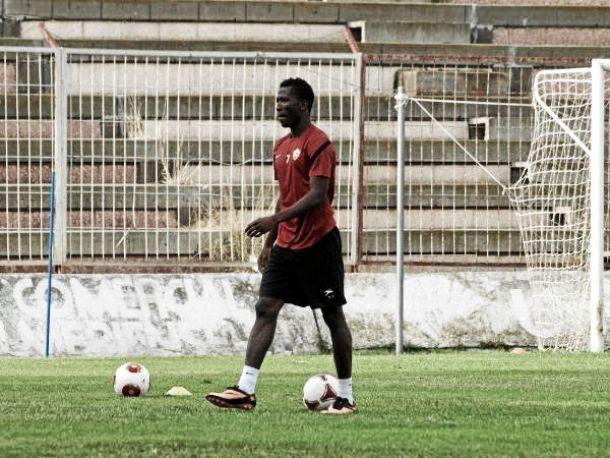 Jonathan Zongo regresa a la primera plantilla de la UD Almería