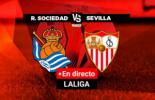 Real Sociedad Sevilla now