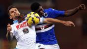 Sampdoria x Napoli