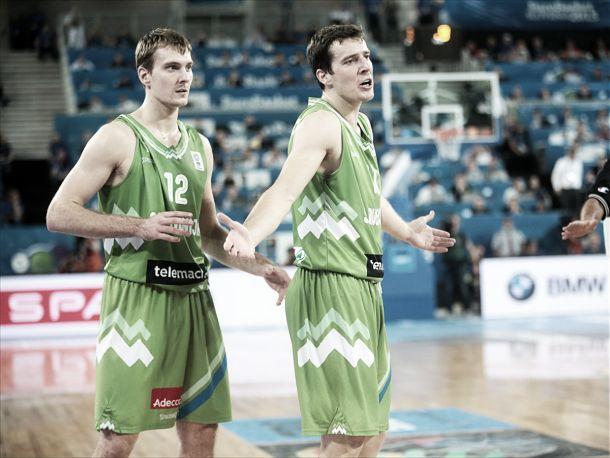 EuroBasket 2015: i convocati di Slovenia, Lettonia ed Estonia