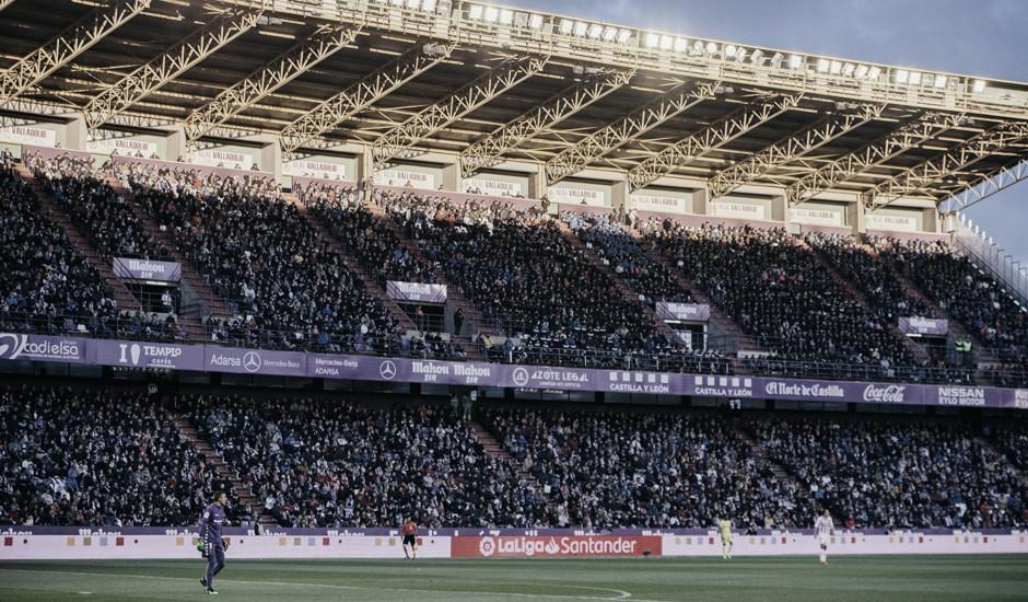 El Real Valladolid busca llenar Zorrilla ante el Athletic