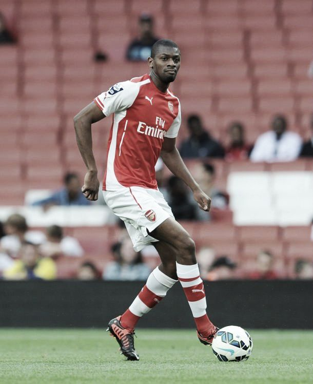 Why has Wenger allowed Abou Diaby to remain on the books?