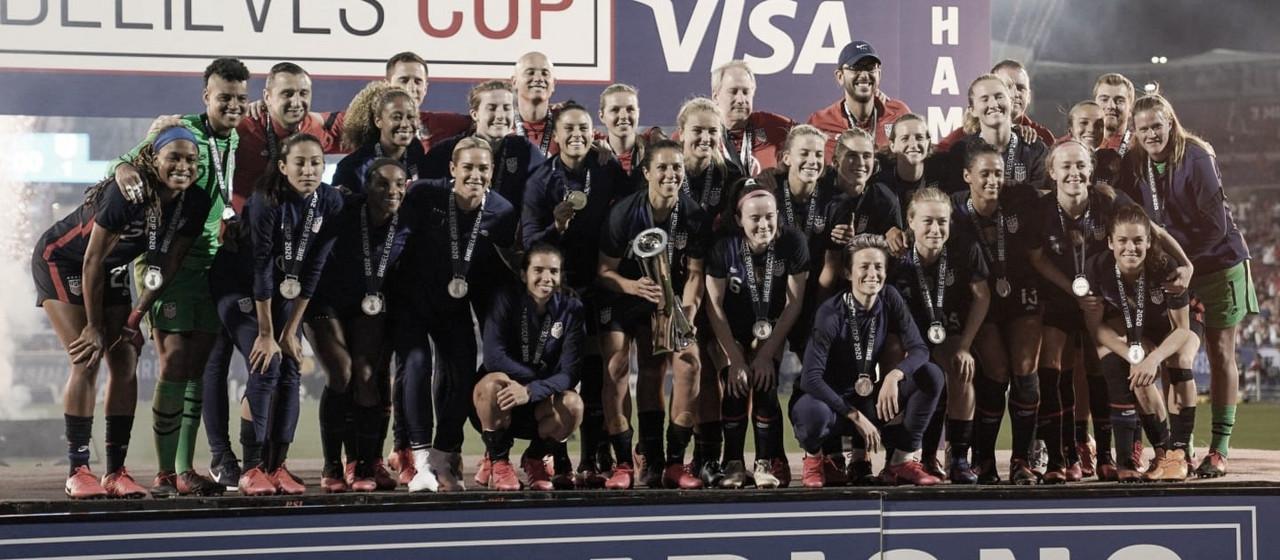 Ranking FIFA Femenino: sin cambios a raíz de la pandemia de la COVID-19