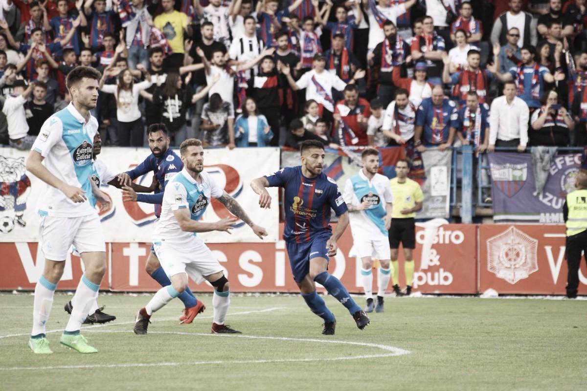 Puntuaciones Extremadura 2-1 Deportivo Fabril: recital de Enric Gallego